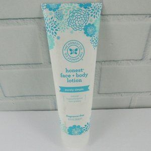 Honest Face & Body Lotion Fragrance-Free